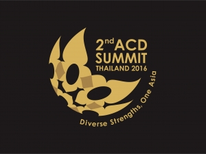 2nd ACD SUMMIT THAILAND 2016