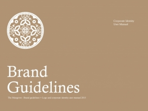 THE MANGROVE : Brand Guidelines